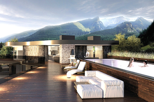 Luxusapartements in den Kitzbüheler Alpen